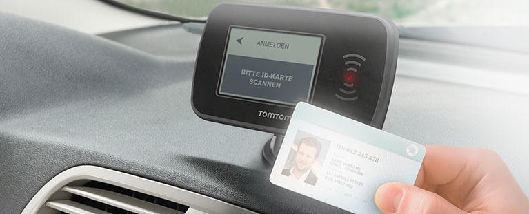 driver identification de sm